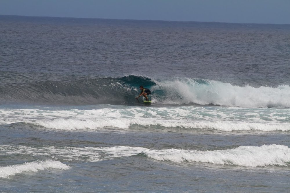 Great size for the groms today!