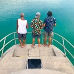 05.-Mangrove-Men-from-left-Sammy-fruity-shirt-loving-Surf-Guide-Wobby-and-Aaron
