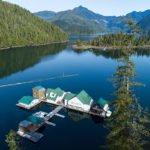 Nootka_Wilderness_Lodge_Aerial