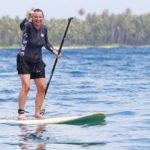 Telo_Island_Lodge_Vicky_Stand_Up_Paddleboarding