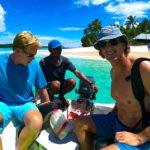 Pinnacles_North_Telo_Boat