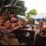 Telo_Island_Lodge_Guests_Beer