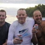Pinnacles_Lodge_Beer_Sunset