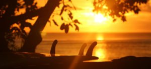Aganoa_Lodge_Samoa_Beach_Sunset