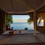 Aganoa_Lodge_Samoa_Fale_Bed