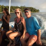 Pinnacles_Lodge_Deb_Paul_Boat