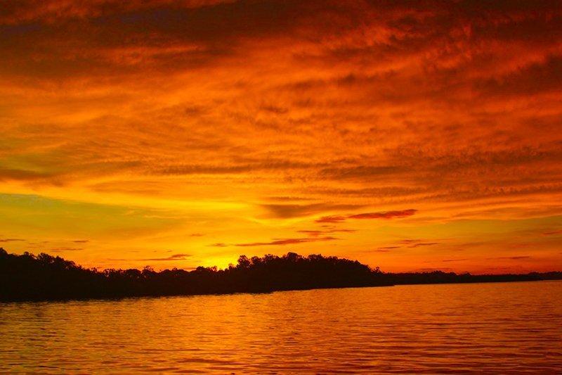 Telo_Island_Lodge_Sunset
