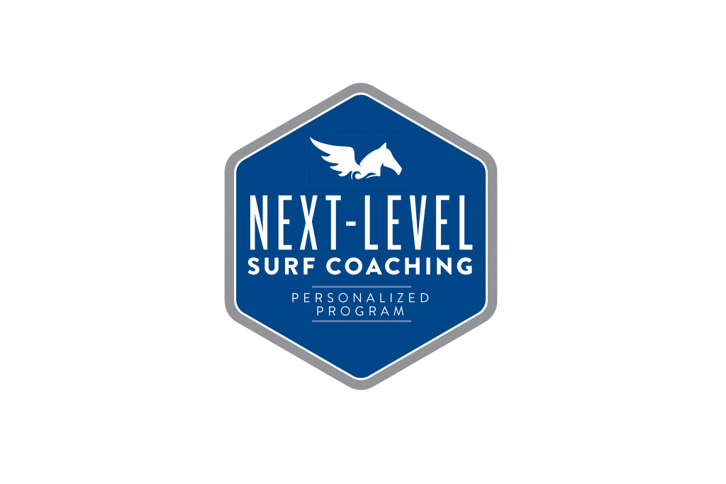Next Level Surf Coaching Logo